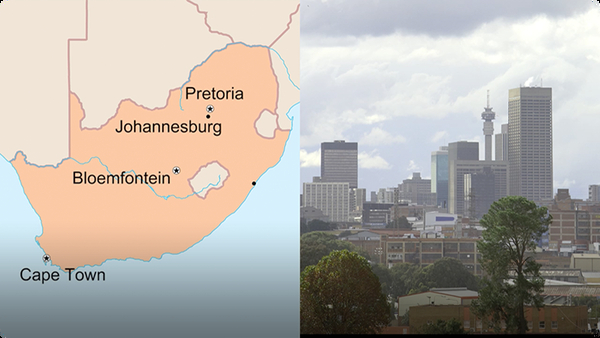 South Africa Geographic Survey