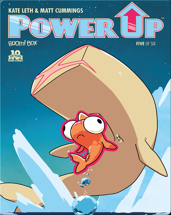 Power Up: Five of Six