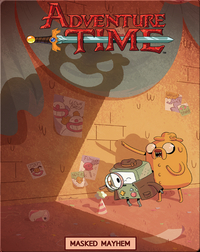 Adventure Time: Masked Mayhem