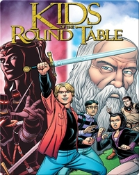 Kids of the Round Table #1-4