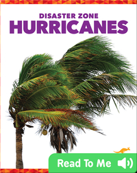 Disaster Zone: Hurricanes