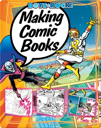 Making Comic Books