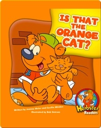 Is That the Orange Cat?