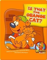 Is That the Orange Cat?