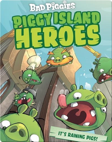 Angry Birds: Piggy Island Heroes It's Raining Pigs
