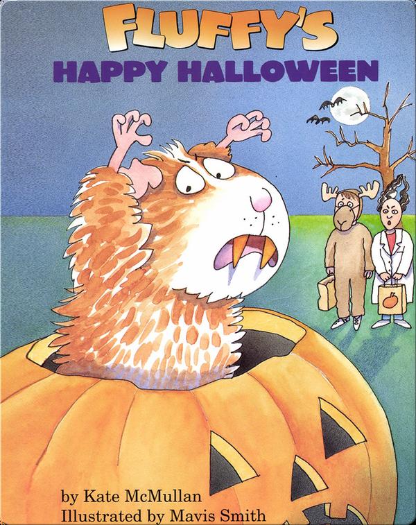 Fluffy's Happy Halloween