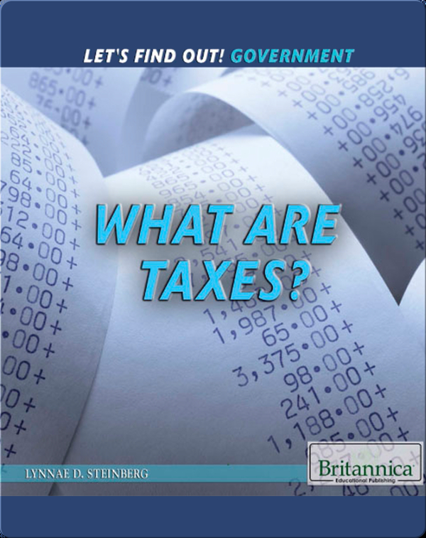 What Are Taxes?