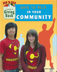 Ways to Help in Your Community