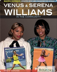 Venus & Serena in the Community