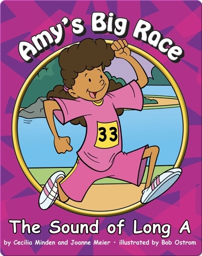 Amy's Big Race: The Sound of A
