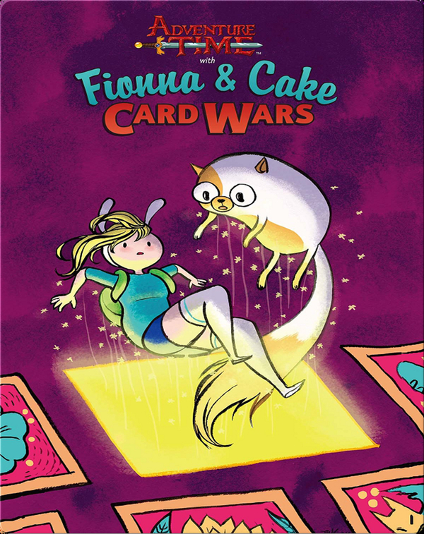 Adventure Time with Fionna & Cake Card Wars