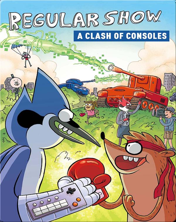 Regular Show OGN Vol. 3: Clash of Consoles