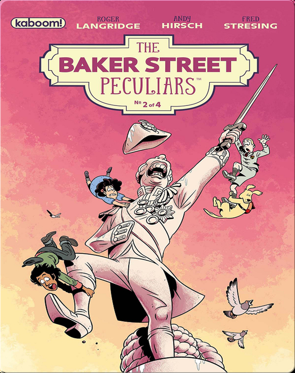 The Baker Street Peculiars #2