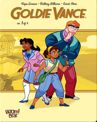 Goldie Vance No. 1