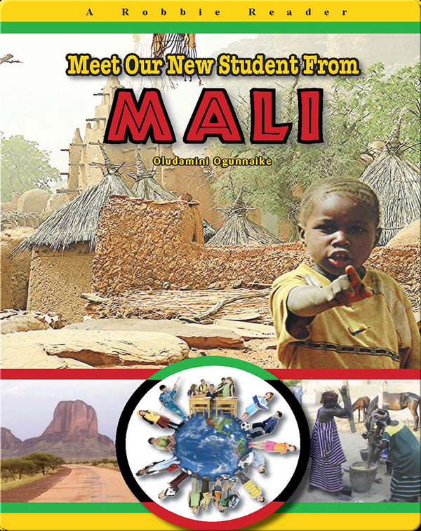 Meet Our New Student From Mali