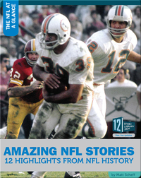 Amazing NFL Stories 12 Highlights From NFL History