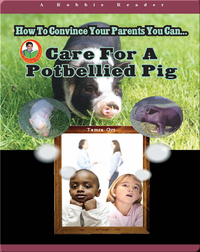 Care for a Potbellied Pig