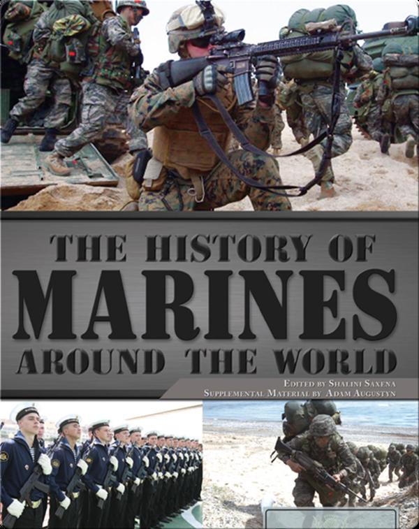The History of Marines Around the World