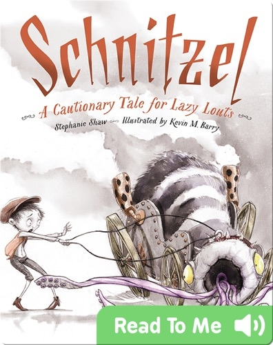 Schnitzel: A Cautionary Tale for Lazy Louts