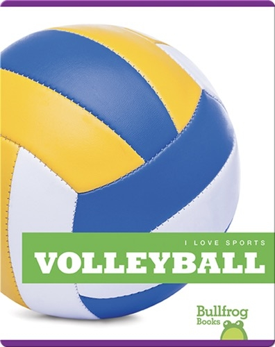 I Love Sports: Volleyball