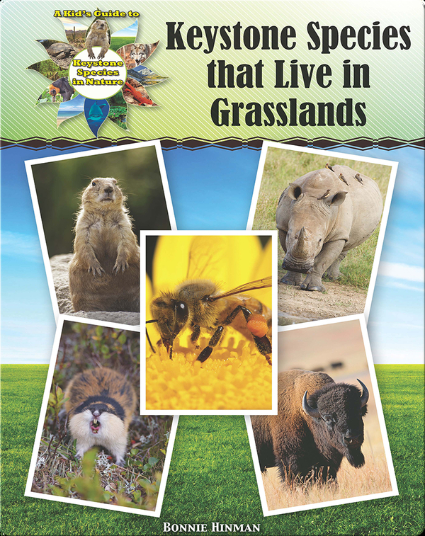 Keystone Species that Live in Grasslands