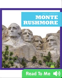 Monte Rushmore (¡Hola, America!)