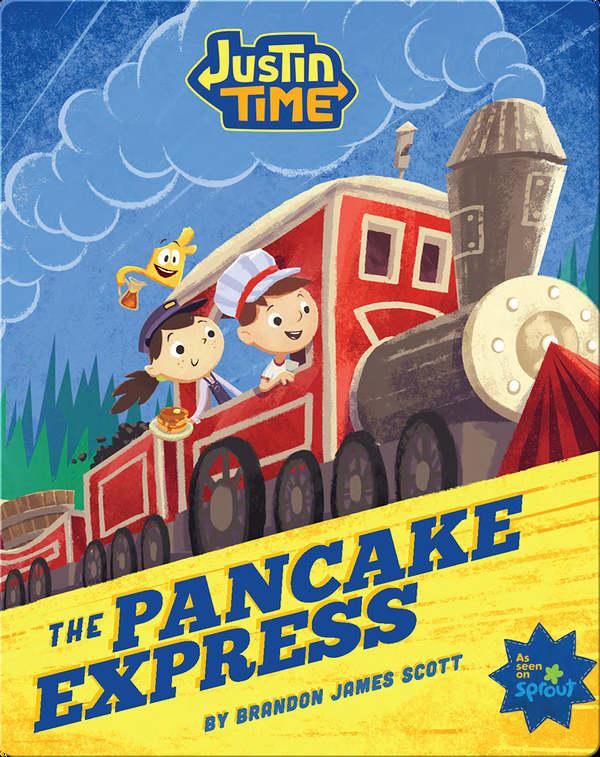 Justin Time: The Pancake Express