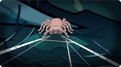 I'm a Tarantula