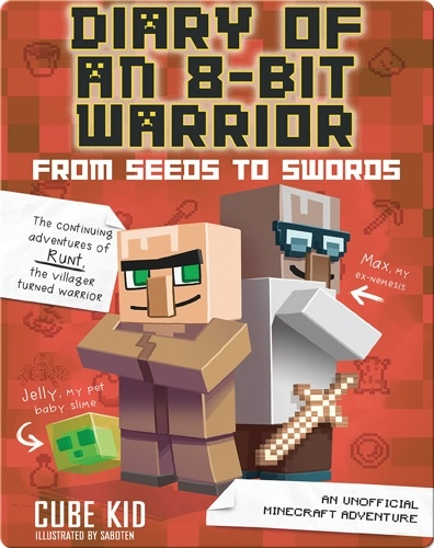 Diary of an 8-Bit Warrior: From Seeds to Swords