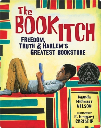 The Book Itch: Freedom, Truth & Harlem's Greatest Bookstore