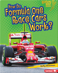 How Do Formula One Race Cars Work?