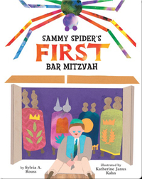 Sammy Spider's First Bar Mitzvah
