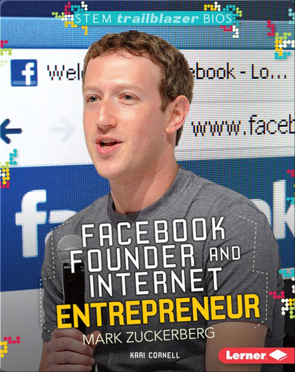 Facebook Founder and Internet Entrepreneur Mark Zuckerberg