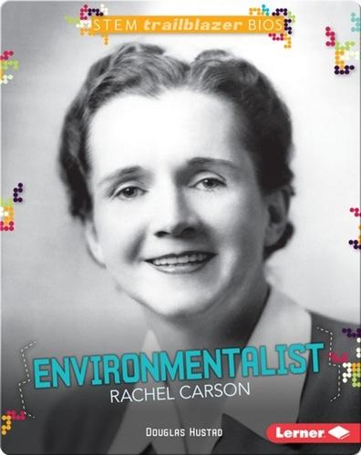 Environmentalist Rachel Carson