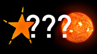 Why are Stars Star-Shaped?