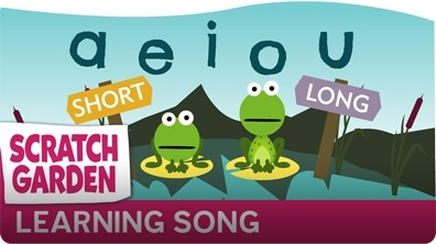 The Long & Short Vowels Song
