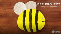 Bee Project in Preschool