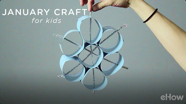 January Arts & Crafts Ideas for Elementary School