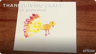 Thanksgiving Lessons & Crafts for Kindergarten