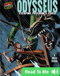 Odysseus: Escaping Poseidon's Curse [A Greek Legend]