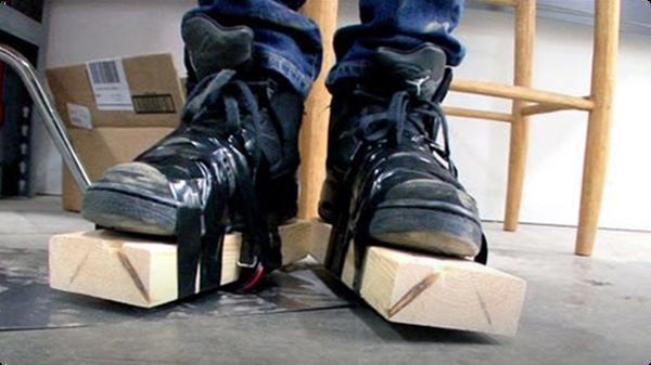 How Do Hover Shoes Work?