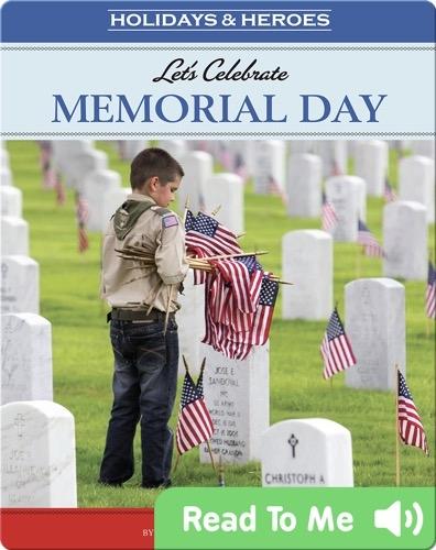 Let's Celebrate Memorial Day
