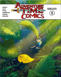Adventure Time Comics #5