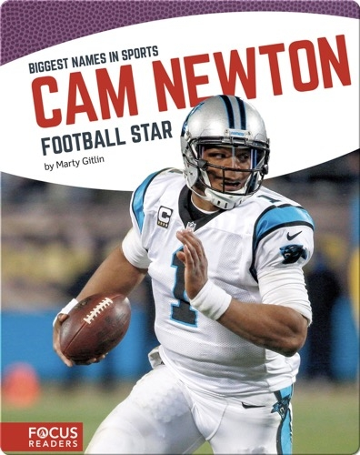 Cam Newton Football Star