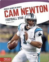 Cam Newton Football Star