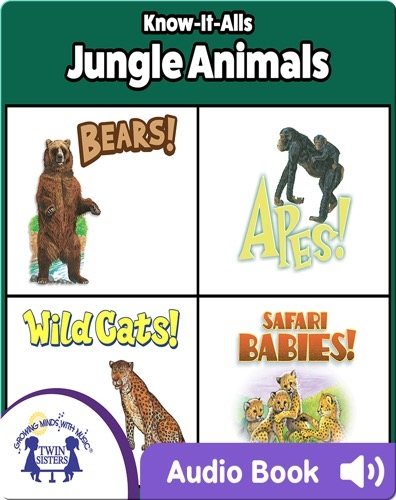 Know It Alls! Jungle Animals