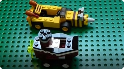 How to Build: Lego Mario Karts - Part 3