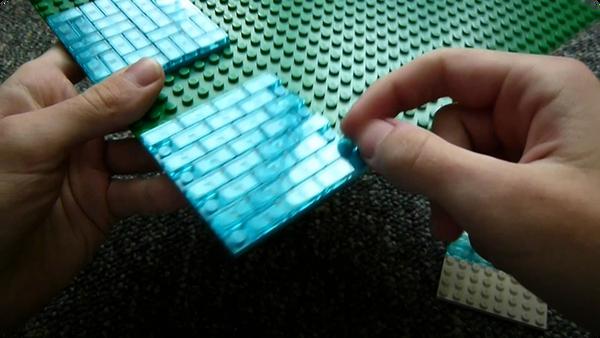 Lego Building Techniques - Water