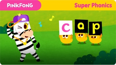 Super Phonics - Rap a Tap Tap (ap)