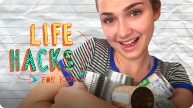 Yes You CAN Hacks | LIFE HACKS FOR KIDS